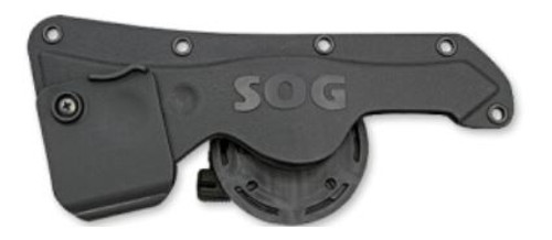 SOG F01 Hard Nylon Sheath For SOG Tactical Tomahawk HDNF01