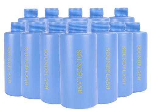 "APS Hakkotsu Spare Shells For Airsoft Thunder B Sound Grenade - ""Sound Flash - Blue"" (Set of 12)"
