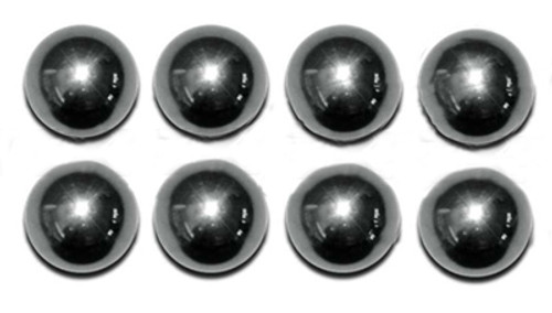 Steel 4mm Ball Bearing Set for Mad Bull / Pro-Arms / CAW / Matrix CO2 40mm Grenade Series - (Set of 8)