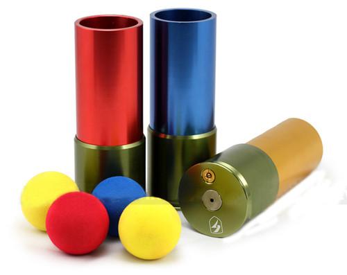 "S-Thunder ""Loudest"" Foam Ball 40mm Airsoft Gas Grenade - Standard Type (One)"