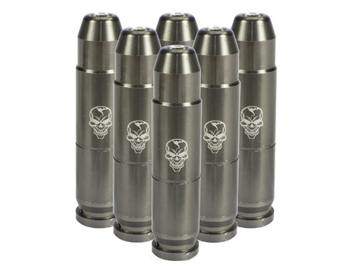 APM50 SKULL Cartridge Shell Set for APS M50 Co2 Airsoft Sniper Rifles