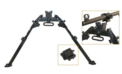 NcSTAR Universal M14 Type Bipod w/ Quick Release Mount