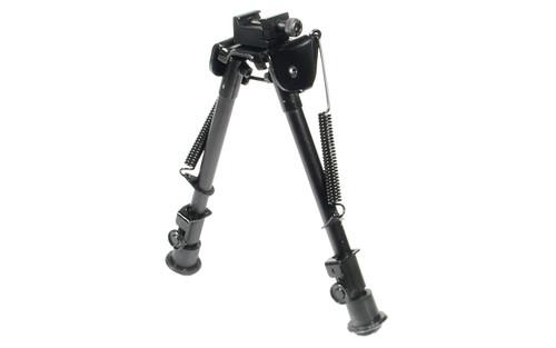UTG Tactical OP Bipod - Tactical/Sniper Profile Adjustable Height