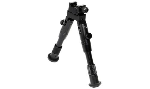 UTG Universal Shooter's Bipod - SWAT/Combat Profile Adjustable Height