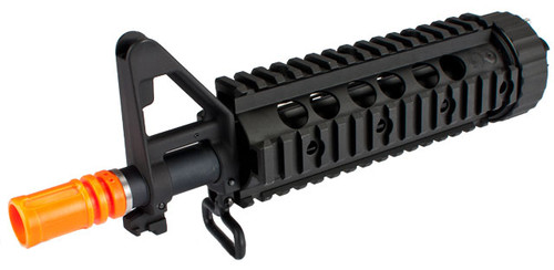 G&P Complete M4CQB Front Assembly for M4 Series Airsoft AEG Rifles