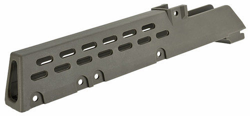 S&T AG36 Airsoft Grenade Launcher Front Hand Guard - Dark Earth