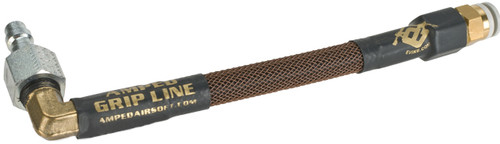 Amped Airsoft 90 Degree Angle Fitting - Brown