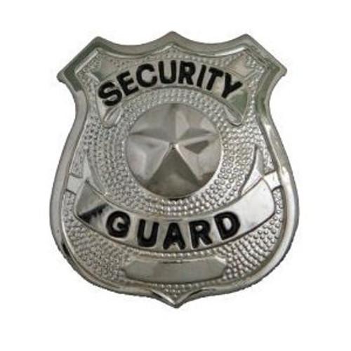 Badge - Nickel Security Guard