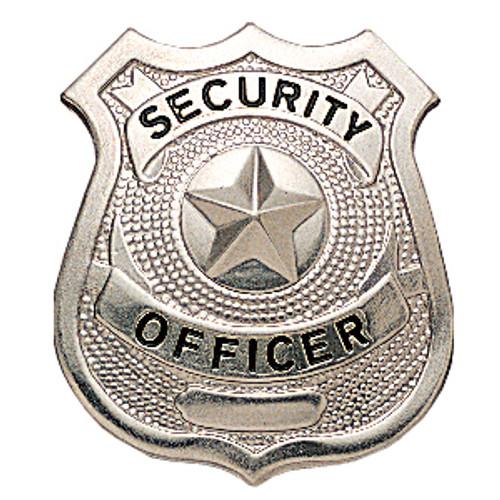 Badge - Nickel Security Officer