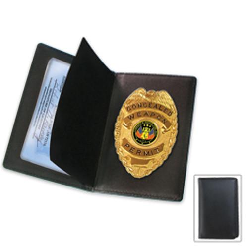 Holder - Concealed Carry Badge Wallet
