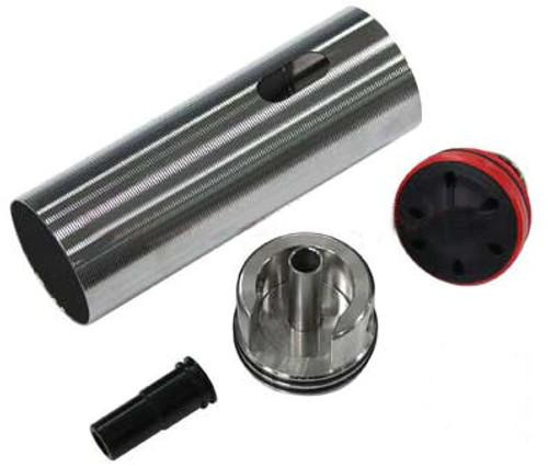 Guarder Bore-Up Cylinder Set for MC-51 / G3-SAS Series Airsoft AEG (Short Barrel G3)