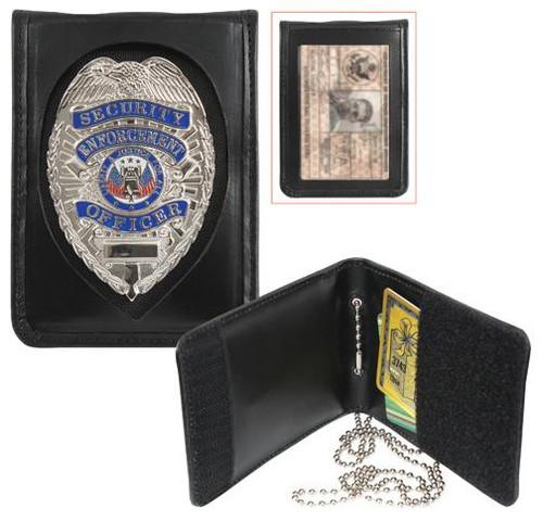 Holder - Leather Neck ID/Badge