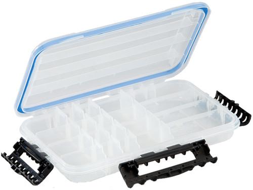Plano Waterproof Stowaway Utility Box - Clear