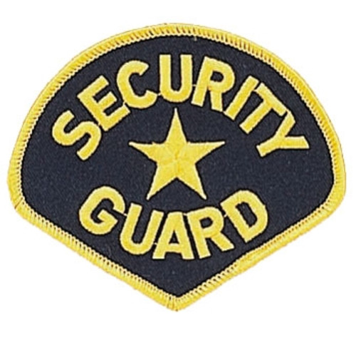 Patch - Security Guard