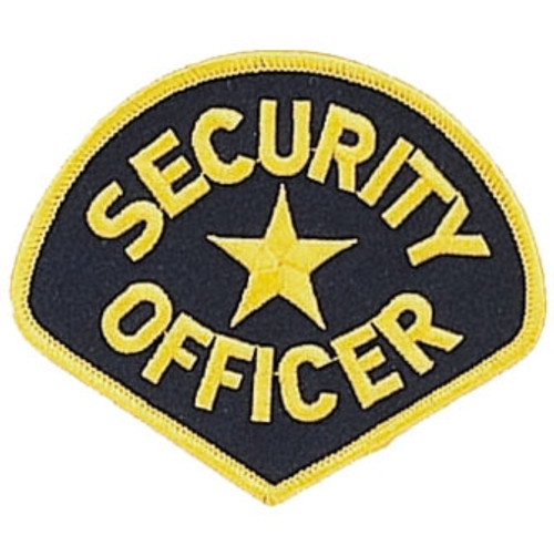 Patch - Security Officer