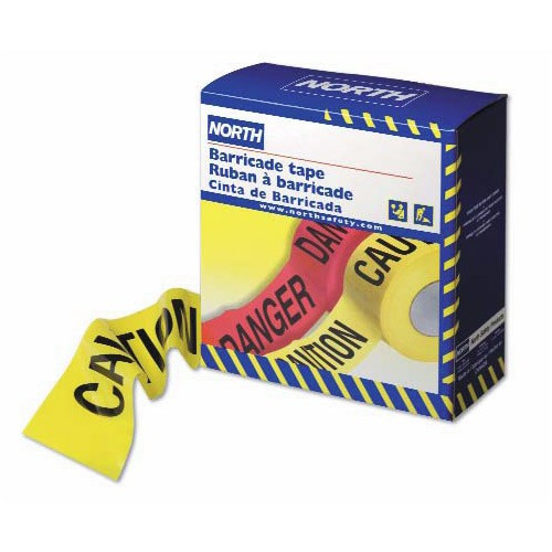 Police Caution Barricade Tape - Yellow