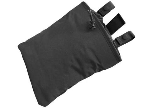 Phantom High Speed Belt  MOLLE Magazine Dump Pouch (Foldable) - Black