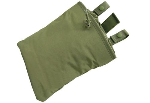 Phantom High Speed Belt MOLLE Magazine Dump Pouch (Foldable) - OD Green