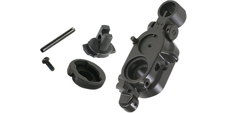 ICS Front Sight Assembly for SG 551 Series Airsoft AEG Rifles