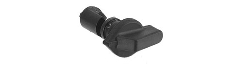 WE-Tech Replacement Selector for MSK Series Airsoft GBB Rifles - Part# 104 (Black)
