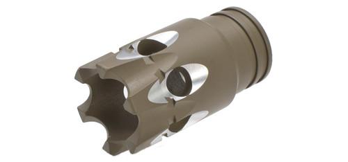 G&P Aluminum Choke Tube for Airsoft Shotguns - Sand