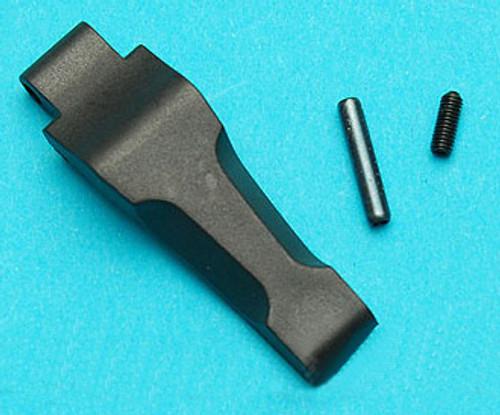 G&P Polymer Trigger Guard for M4 / M16 Series Airsoft AEG & GBB Rifles - Black