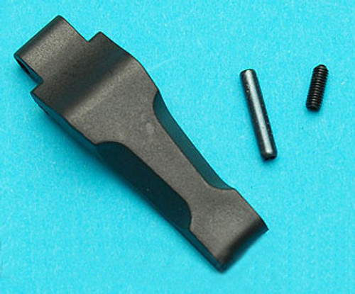 G&P Polymer Trigger Guard for M4 / M16 Series Airsoft AEG Rifles - Black