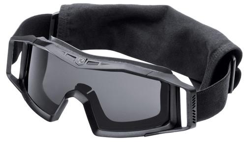 Wolfspider Tactical Goggle Basic Black - Solar