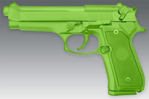 Model 92 Rubber Training Pistol