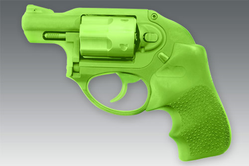 Ruger LCR Rubber Training Revolver