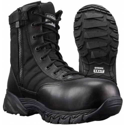 "Original S.W.A.T. Classic 9""  Womens CSA Waterproof Composite Toe Side-Zip"