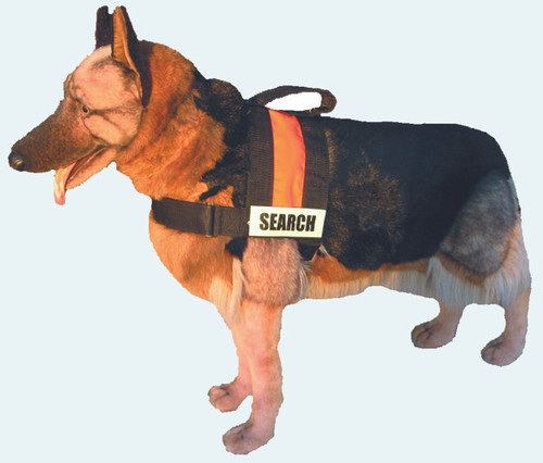 K-9 Tracking Harness