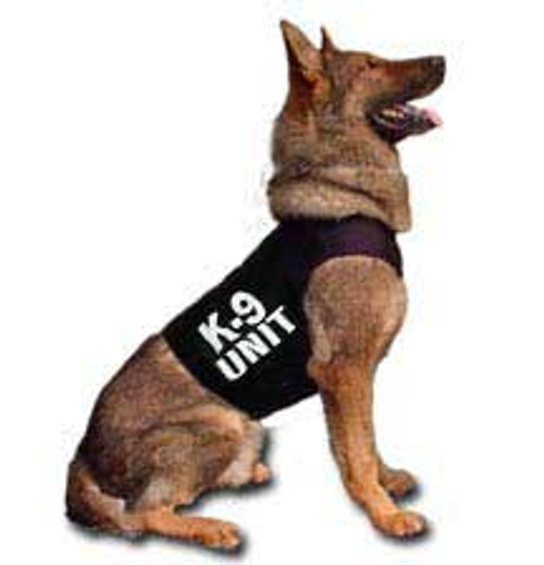 K9 Identification Vests
