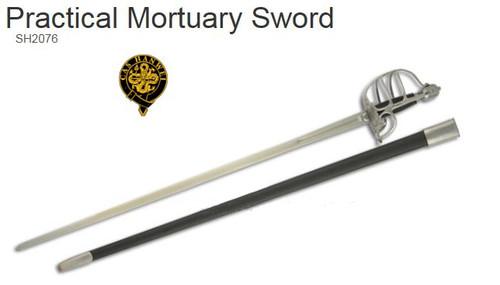Hanwei Practical Mortuary Un-Edged Training Sword