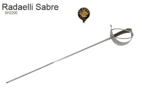Hanwei SH2200 Radaelli Practical Sabre Training Sword