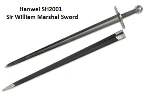 Hanwei William Marshall Sword Damascus SH2001