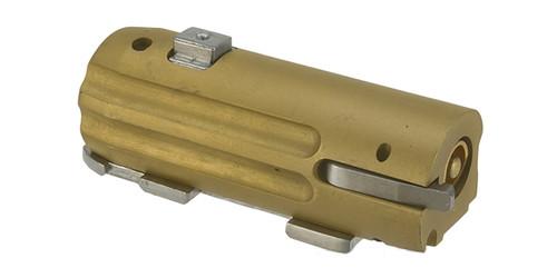 Heavy Duty Cast Steel Bolt for APS CAM870 Airsoft Shotgun - Titanium Nitride Gold