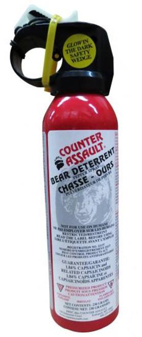 Counter Assault Bear Spray 230g