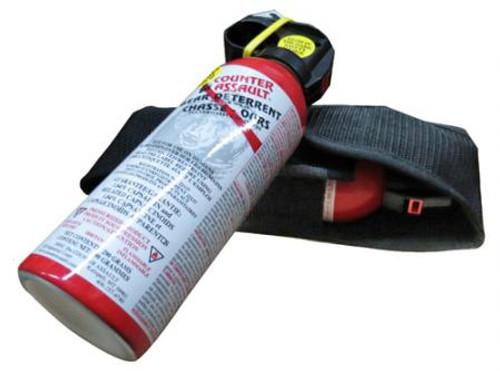 Counter Assault Bear Spray 230g w/Holster