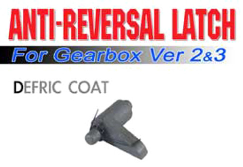 Guarder Anti-Reversal latch for Gearbox Ver 2 & 3.