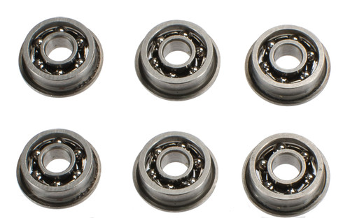 APS 8mm German Made Bearings for Standard Airsoft AEG Gearboxes