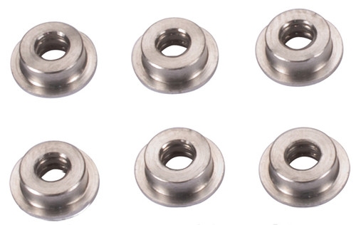 Matrix 6mm Oilness Metal Bushing for Airsoft AEG Gearboxes (For All Level Gear Sets)