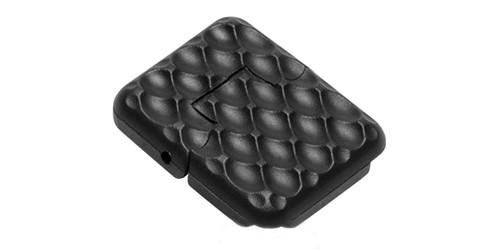 VISM Keymod Rail Cover Segments - Black