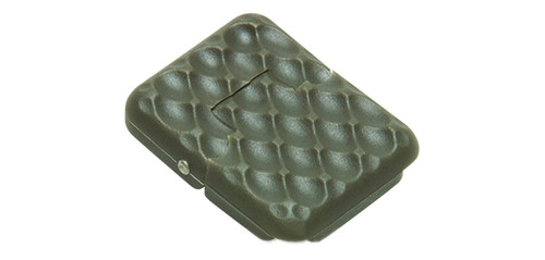 VISM Keymod Rail Cover Segments - OD Green
