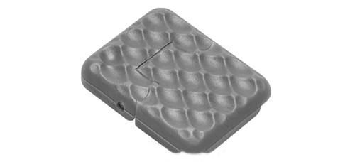 VISM Keymod Rail Cover Segments - Urban Grey