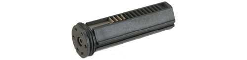 Krytac Polymer Piston & Piston Head Assembly w Metal Teeth for Airsoft AEGs