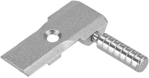 5KU Low Profile CNC Aluminum Alloy Cocking Handle for Tokyo Marui 5.1 Hi-Capa Pistols - Silver