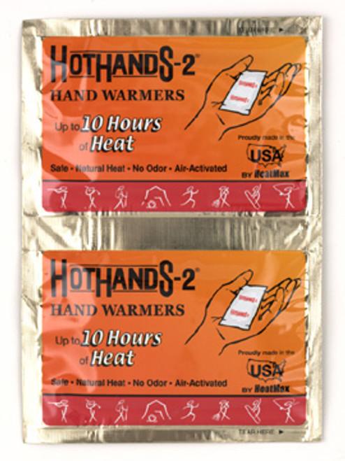 HeatMax Handwarmers 40 Pair Case Pack