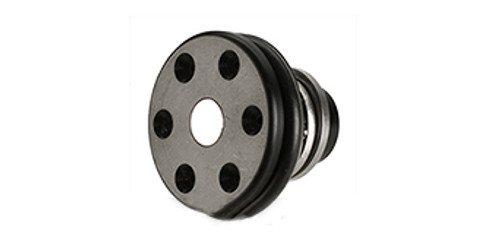 Lonex Aluminum POM Expanding Piston Head for Standard Airsoft AEG Gearboxes