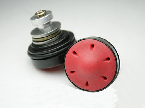 Matrix Airsoft AEG Mushroom Type Silent Ball Bearing Shock Reduction Piston Head